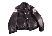 Leather Police Jackets